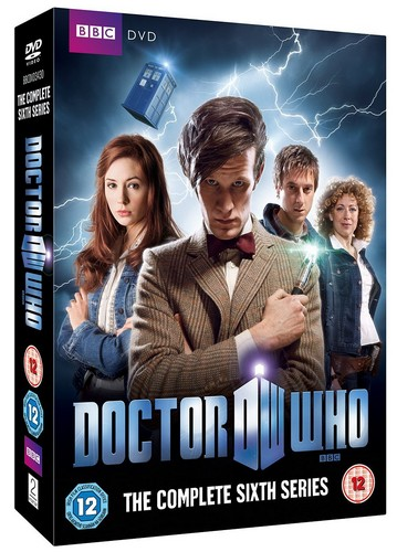 Doctor Who - Complete Series 6 (DVD)
