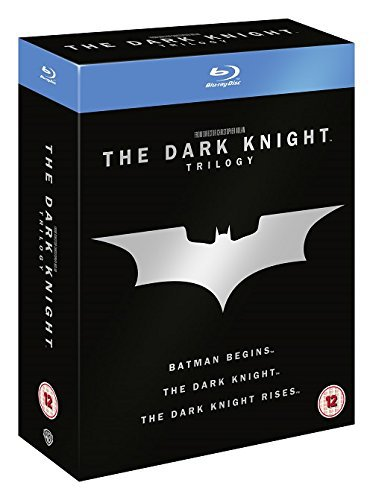 Dark Knight Trilogy (BLU-RAY)- REGION FREE