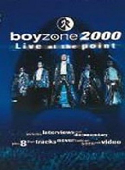 Boyzone 2000 - Live From The Point (DVD)