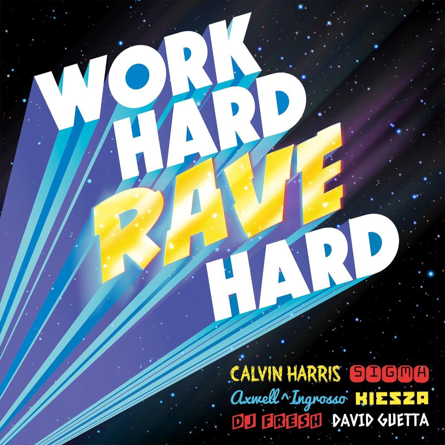 Various Artists - Work Hard, Rave Hard (2Cd) (CD)