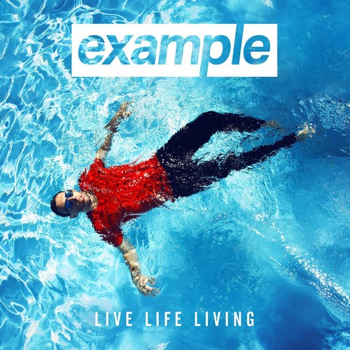 Example - Live Life Living (CD)