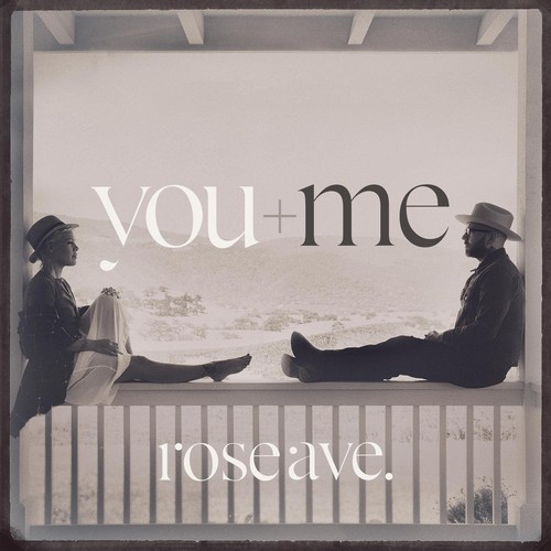 Rose Ave -You + Me (CD)