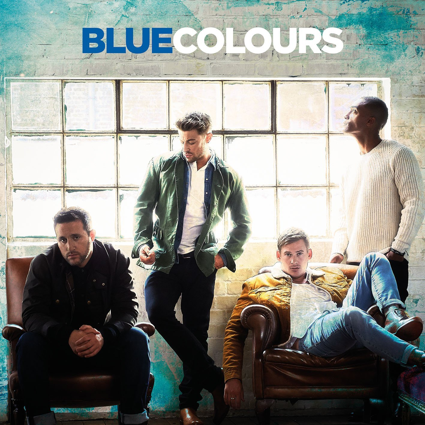Blue - Colours (CD)