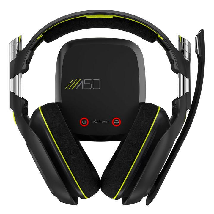 ASTRO - A50 3rd Generation Gaming Headset 7.1 Black (Xbox One)