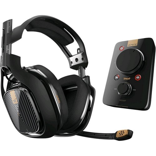 ASTRO Gaming A40 PS4 Headset Inc Mix Amp Pro (Black) (PS4)