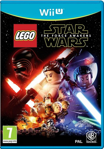 Lego Star Wars: The Force Awakens (Wii-U)