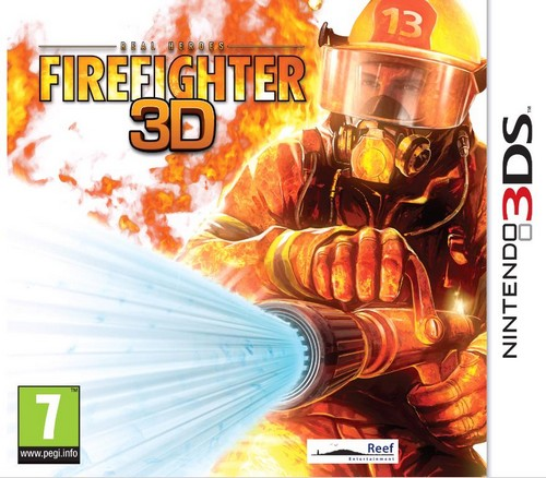 Real Heroes: Firefighter 3D (3DS)
