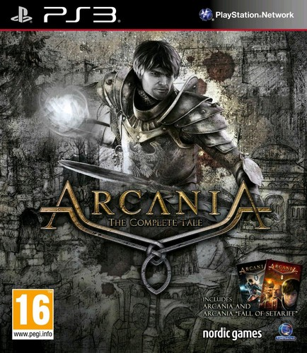 Arcania: The Complete Tale (PS3)