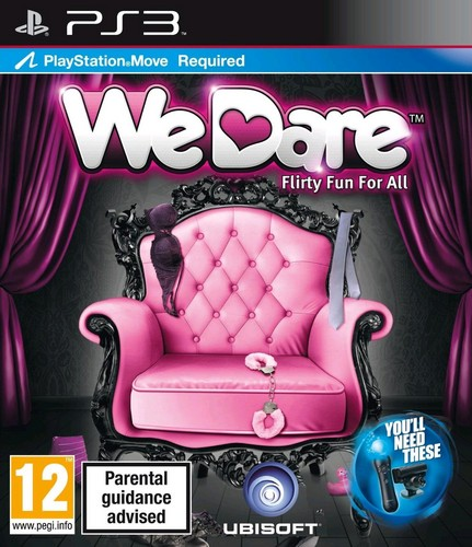 We Dare (PEGI) (PS3)