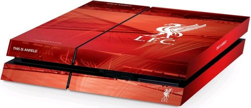 Official Liverpool FC - PlayStation 4 (Console) Skin (PS4)