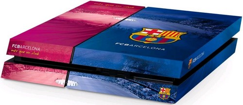 Official Barcelona FC - PlayStation 4 (Console) Skin (PS4)