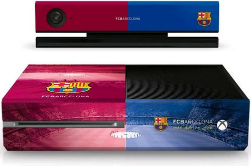 Official Barcelona FC - Xbox One (Console) Skin (Xbox One)