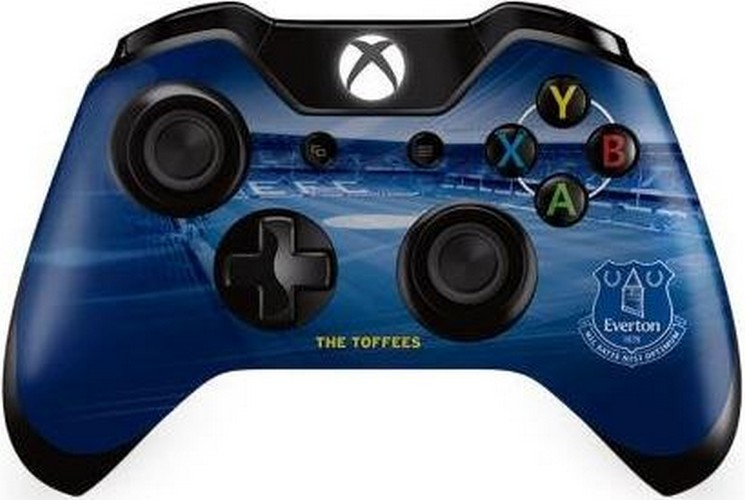 Official Everton FC - Xbox One (Controller) Skin (Xbox One)
