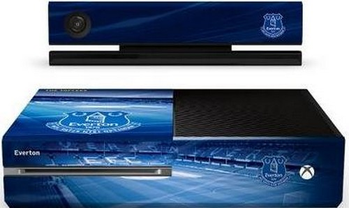 Official Everton FC - Xbox One (Console) Skin (Xbox One)