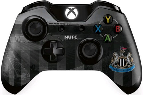 Official Newcastle United FC - Xbox One (Controller) Skin (Xbox One)