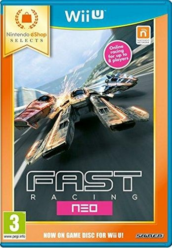 Fast Racing Neo (Selects) (Wii-U)