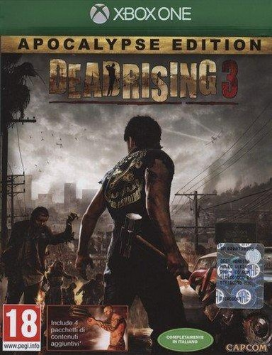 Dead Rising 3: Apocalypse Edition (French) (Xbox One)
