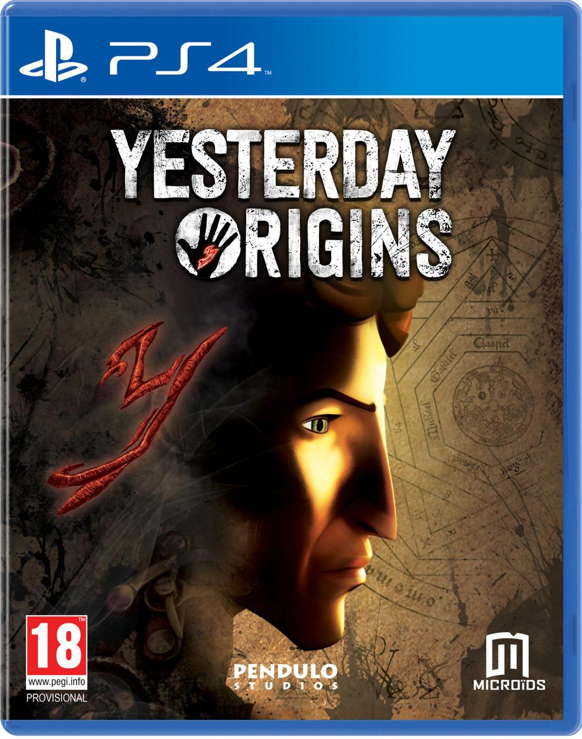 Yesterday Origins (PS4)