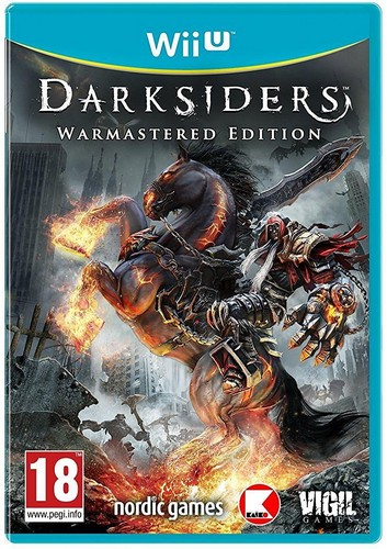 Darksiders: Warmastered Edition (Wii-U)