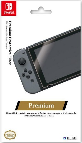 HORI Officially Licensed Premium Screen Protective Filter /Switch