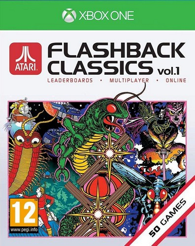 Atari Flashback Classics Vol. 1 (Xbox One)