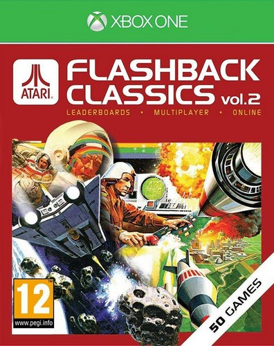 Atari Flashback Classics Vol. 2 (Xbox One)