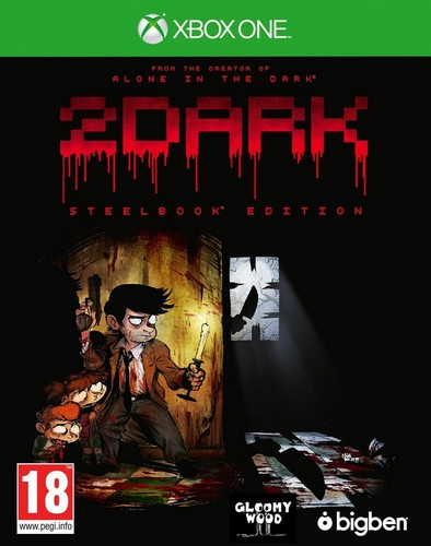 2Dark Limited Edition SteelBook (Xbox One)