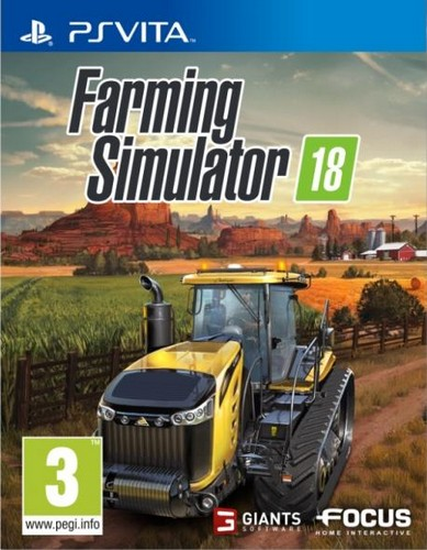 Farming Simulator 2018 (Vita)