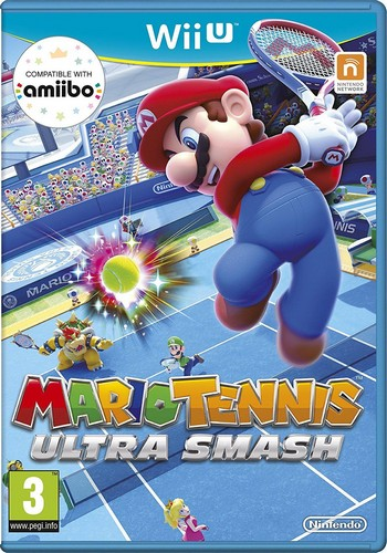 Mario Tennis: Ultra Smash (English/Nordic) (Wii-U)