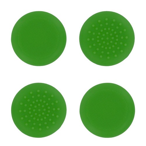 Xox One TPU Thumb Grips - Green (Assecure) (Xbox One)