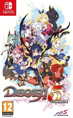 Disgaea 5 Complete /Switch