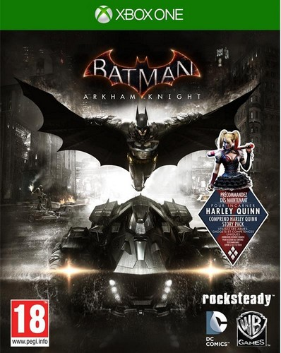 Batman: Arkham Knight (Harley Quinn DLC) (Xbox One)