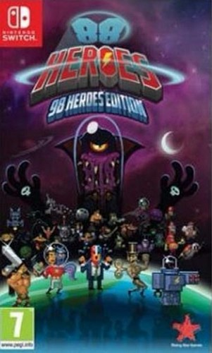88 Heroes (98 Heroes Edition) /Switch