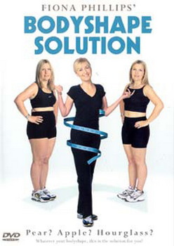 Fiona Phillips - Body Shape (DVD)