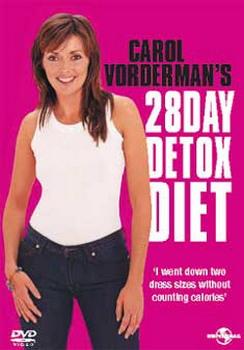 Carol Vorderman - 28 Day Detox Diet (DVD)
