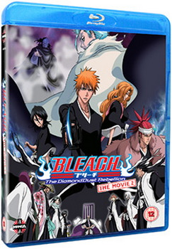Bleach The Movie 2: Diamond Dust Rebellion (Blu-Ray)
