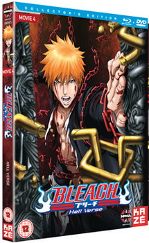 Bleach The Movie 4 - Hell Verse Collectors Edition (BLU-RAY)