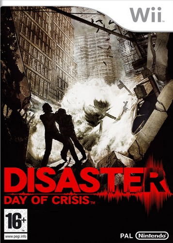 Disaster: Day Of Crisis (UK) (Wii)