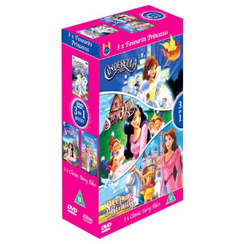 Cinderella / Snow White / Sleeping Beauty (DVD)