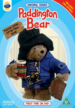 Paddington Bear - Please Look After This Bear (DVD)