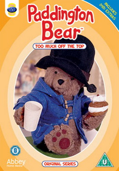 Paddington Bear - Too Much Off The Top  (DVD)