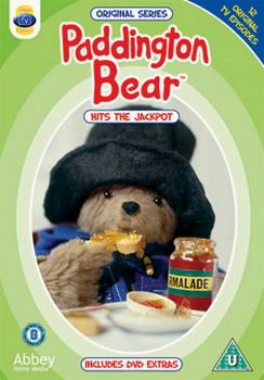 Paddington Bear - Hits The Jackpot (DVD)