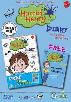 Horrid Henry - Diary (DVD)
