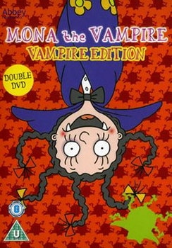 Mona The Vampire - Vampire Hunter/Book Of The Slimey (DVD)