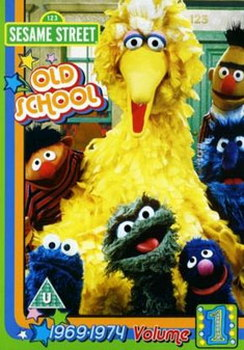 Sesame Street - Old School - 1969/1974 Volume 1 (DVD)