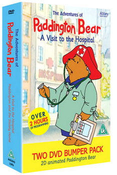 Paddigton Bear - A Visit To The Hospital / Paddington And The Stately Home (DVD)