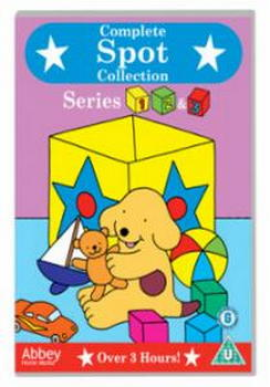 Spot - The Complete Spot Collection Series 1 - 3 (DVD)