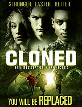 Cloned : The Recreator Chronicles (DVD)