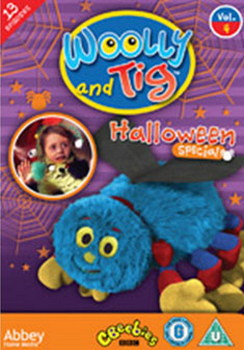 Woolly And Tig: Halloween Special (Cbeebies) (DVD)