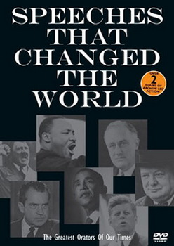 Speeches That Changed The World (DVD)